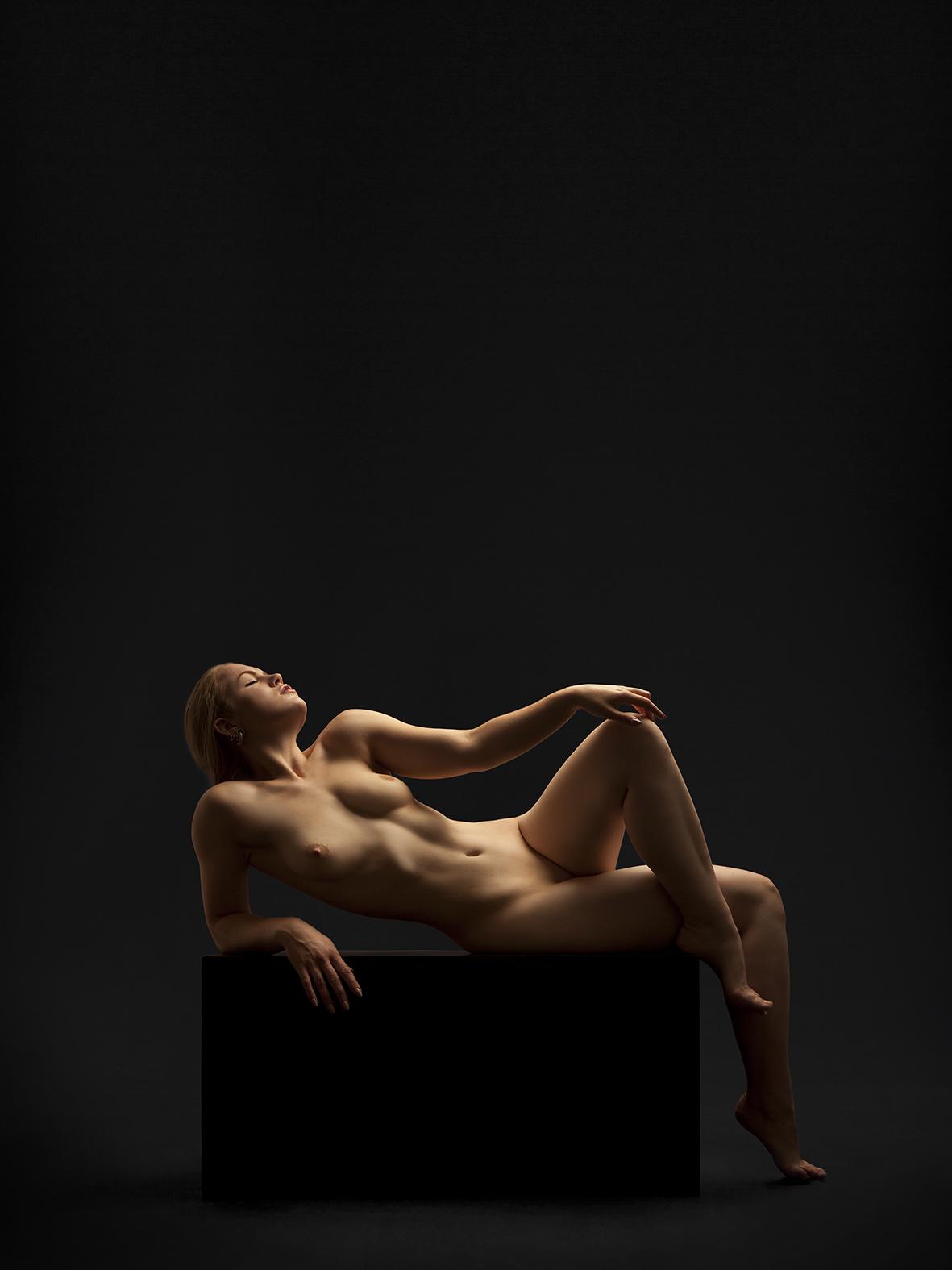 Nude 1 av Marion Haslien