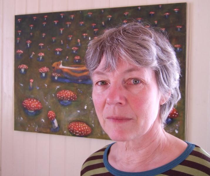 Dorthe Herup - Portrett