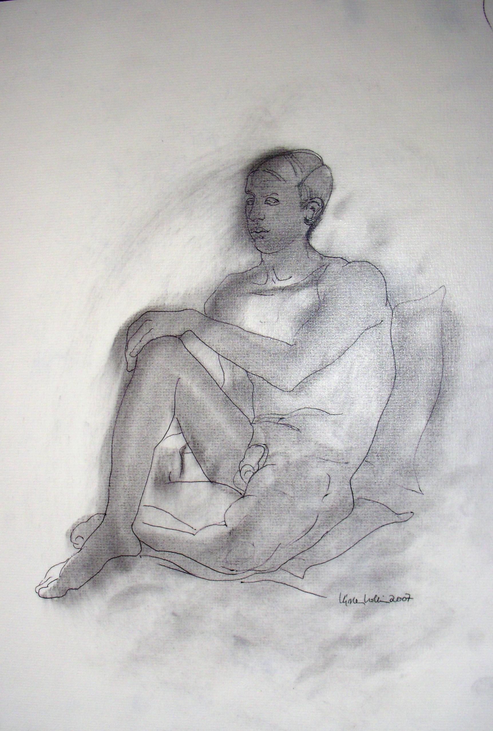 Kirsten Kokkin - Manneakt