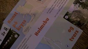 Besøk alle fire galleriene - bli med i trekning om Holmsbumiddag