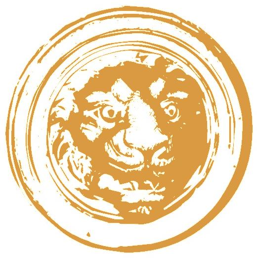 Holmsbustuene - løvehode