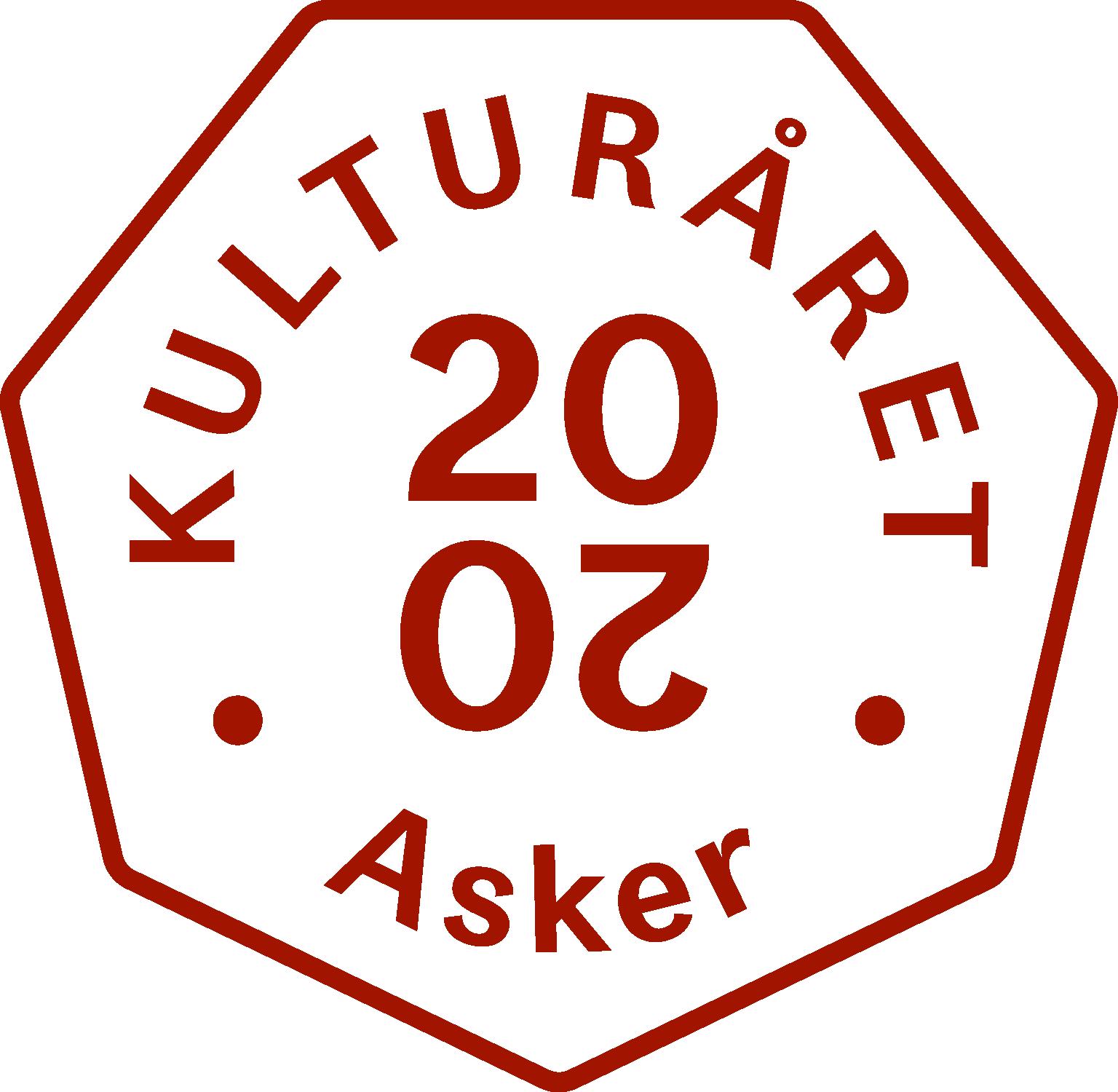 Asker_Kultur├Ñret2020_logo-omriss_r├©d_RGB
